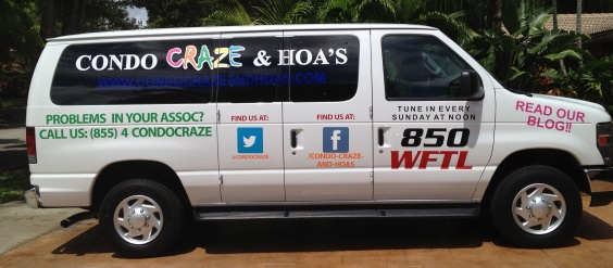 CONDO CRAZE & HOA'S