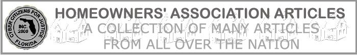 HOA ARTICLES FROM CCFJ, Inc