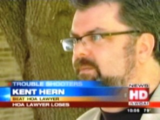 Homeowner beats HOA lawyer in court